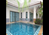 Lovely and modern home for sale with pool