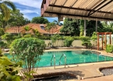 Singe house with fully finished with private pool