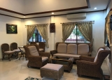 Rental house with swimming pool in South Pattaya area.