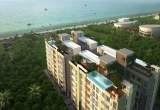 New sea view Condo project on Jomtien beach