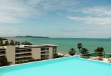 Laguna Heights Studio Condo For Rent North Pattaya