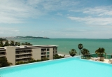 Spacious Sea View Condo For Rent Wongamat