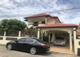 Twos story house with 4 bedrooms for rent located Earth Pattaya