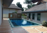 For rent 30K. And for sale 6 m . House with private pool 3 bedrooms