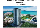 the Dusit Grand View Jomtien condominium project