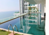 Great sea view condo at The View Cosy beach for sale