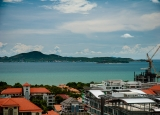 Sea View Condo For Rent Pratumnak Pattaya