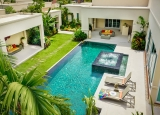 Luxury Villas For Sale On Mapprachan Pattaya