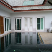 House With 1 Rai Land and Private Pool