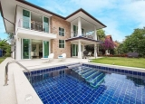 Big single family house for Rent located in Bangsary near Pattaya
